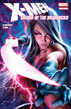 X-Men: Sword of the Braddocks (2009) #1