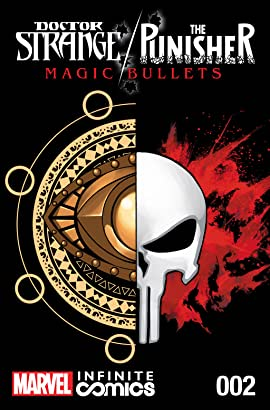 Doctor Strange/Punisher: Magic Bullets Infinite Comic #2 (of 8)