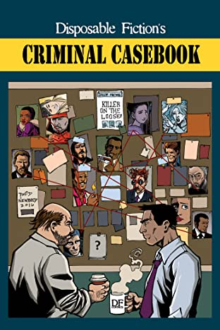 Disposable Fiction: Criminal Casebook