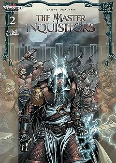 The Master Inquisitors Vol. 2: Sasmaël