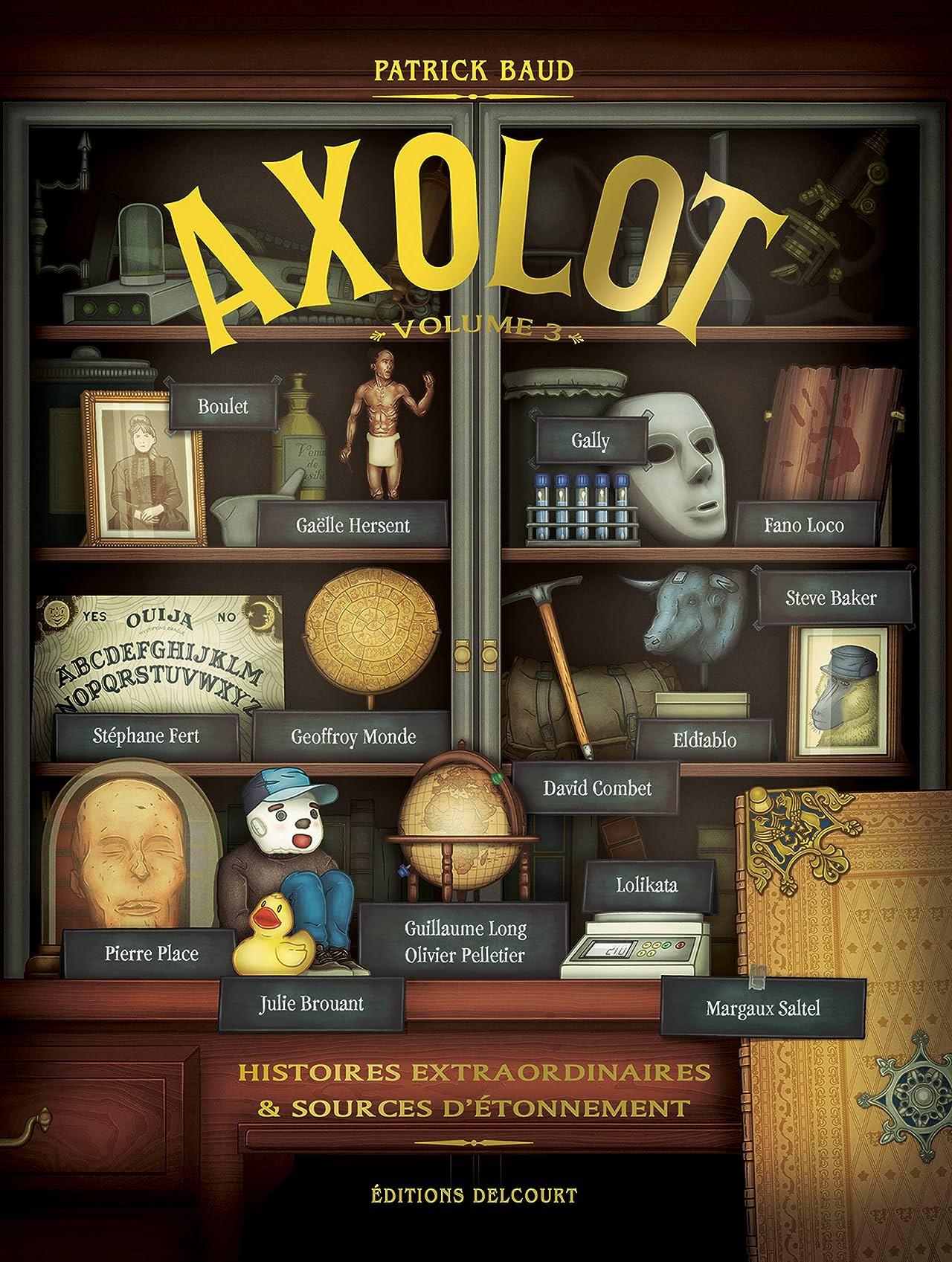 Axolot Vol. 3