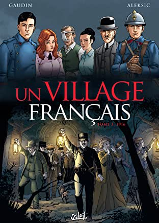 Un village français Vol. 3: 1916