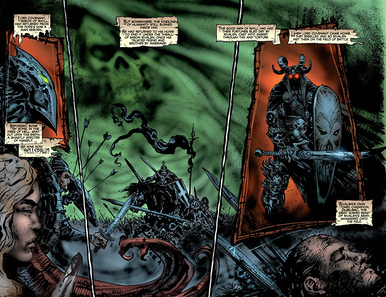 Spawn: The Dark Ages #4