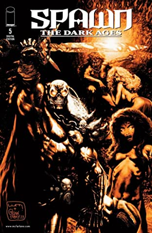 Spawn: The Dark Ages No.5