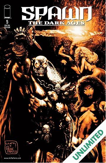 Spawn: The Dark Ages #5