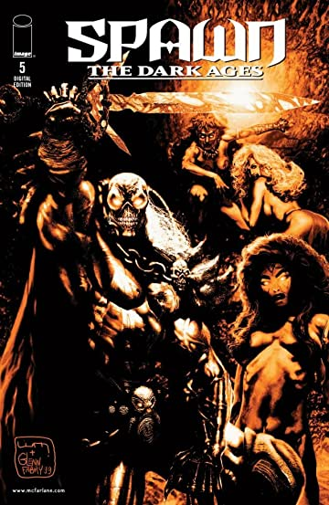Spawn: The Dark Ages #5