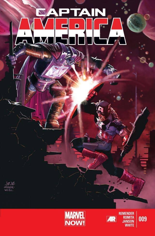 Captain America (2012-2014) #9