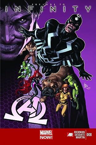 New Avengers (2013-2015) No.8