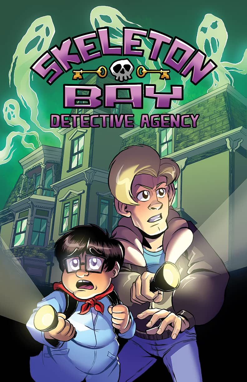 Skeleton Bay Detective Agency #0