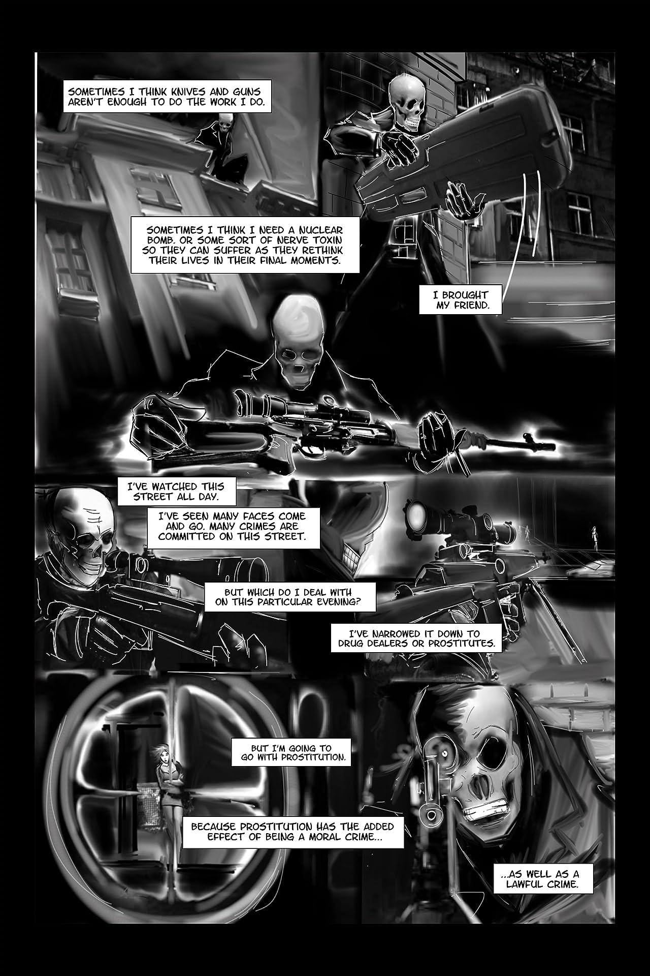 Skull: Prostitution