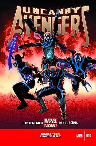 Uncanny Avengers (2012-2014) No.10