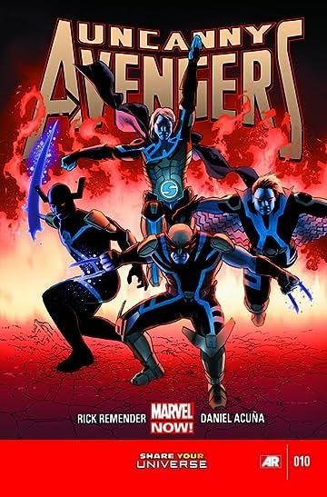 Uncanny Avengers (2012-2014) #10