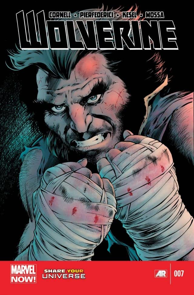 Wolverine (2013-2014) #7