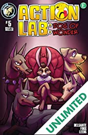 Action Lab: Dog of Wonder #5