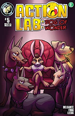 Action Lab: Dog of Wonder No.5