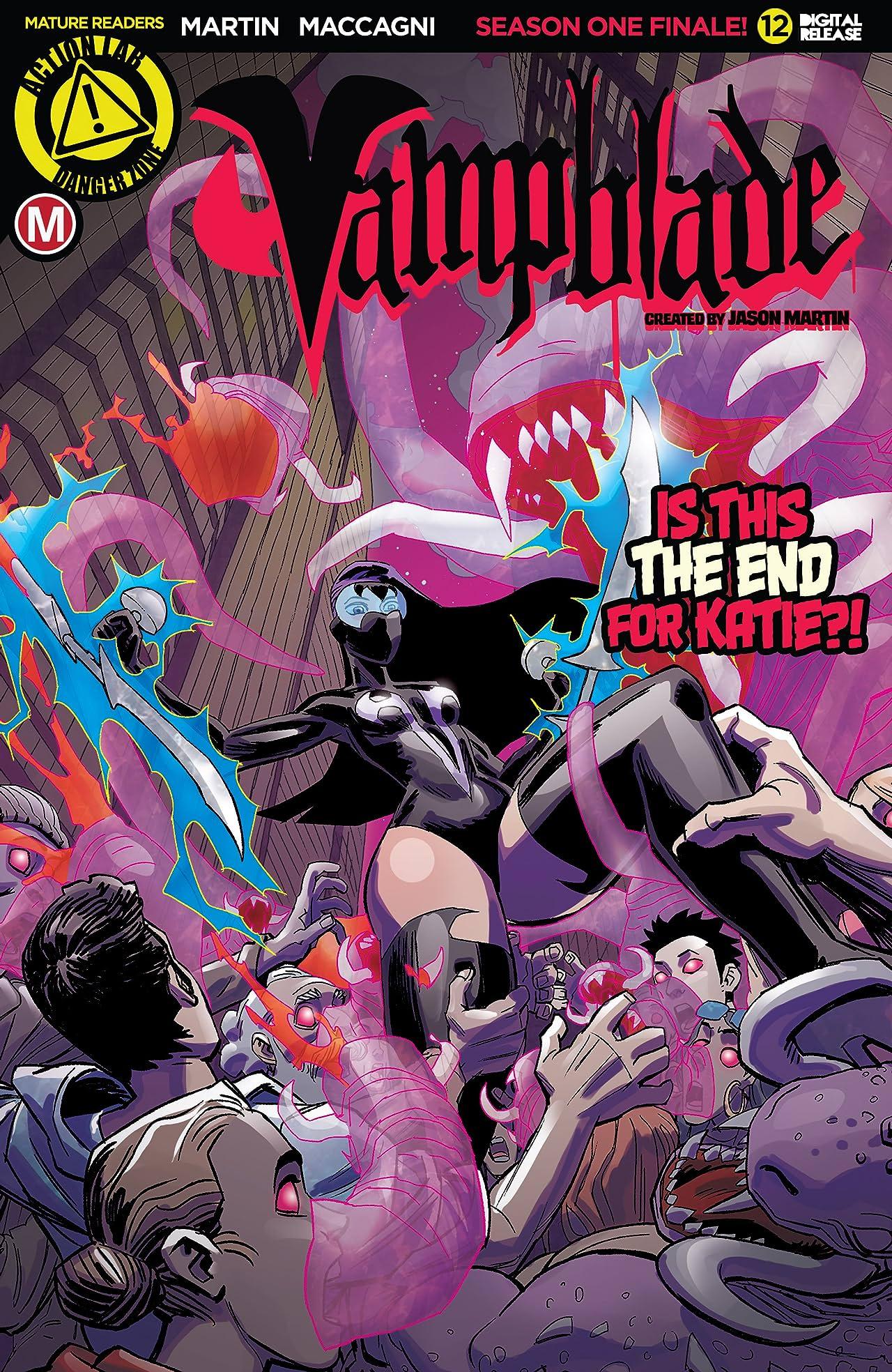 Vampblade #12