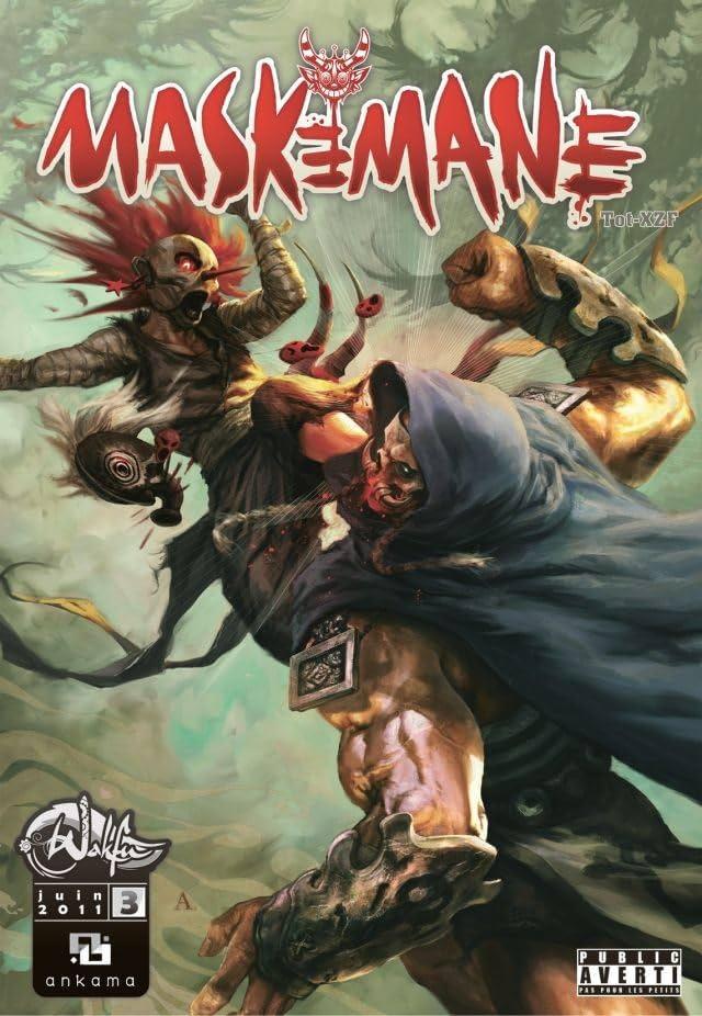 Maskemane Vol. 3