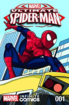 Ultimate Spider-Man Infinite Comic #1