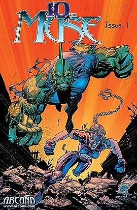 10th Muse Vol. 2 #1: The Image Comics Run