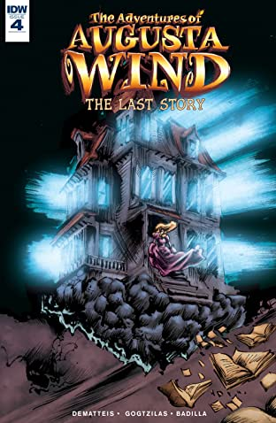 The Adventures of Augusta Wind: The Last Story No.4