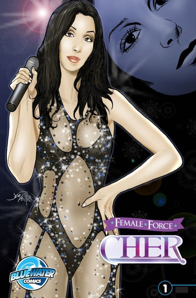 Female Force: Cher
