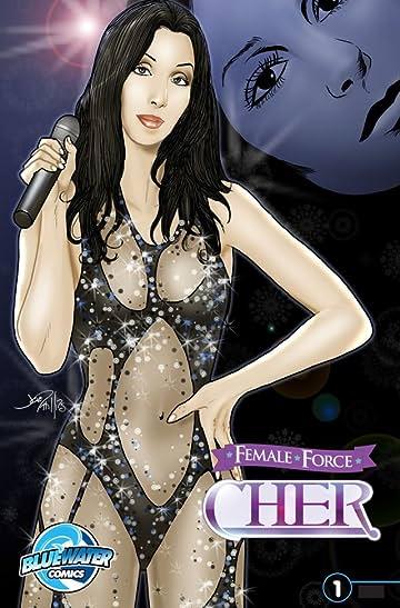 Female Force: Cher