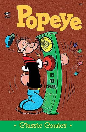 Popeye Classics #52