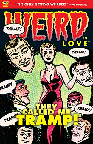 WEIRD Love No.15