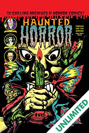 Haunted Horror Vol. 4: Candles for the Undead and More!