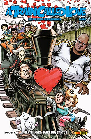 A Train Called Love Vol. 1