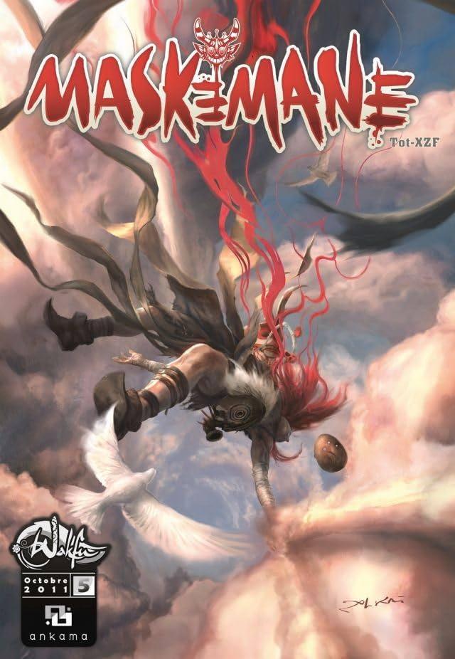 Maskemane Vol. 5