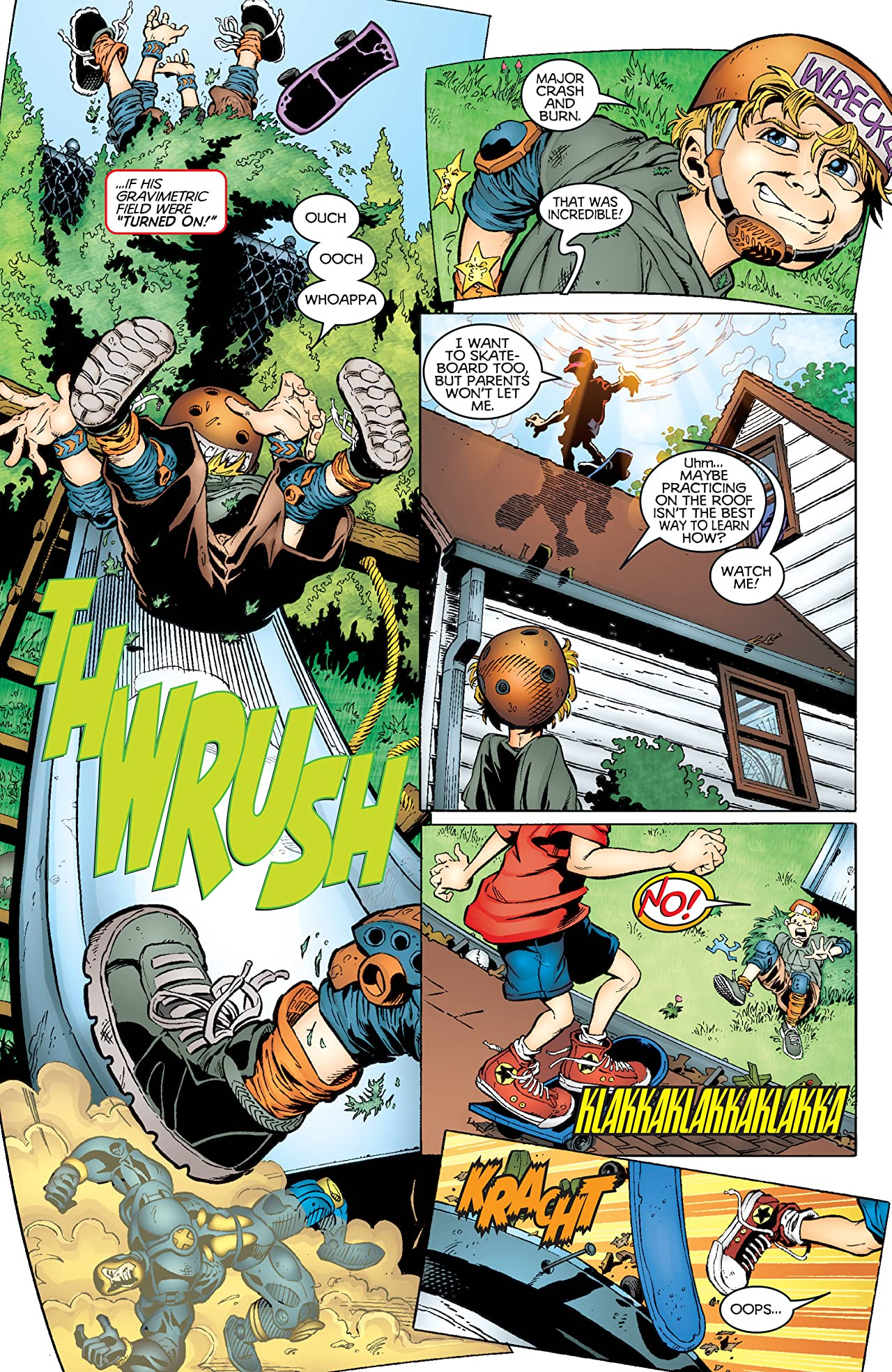 Troublemakers (1997) #10