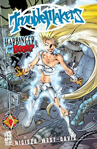 Troublemakers (1997) #13