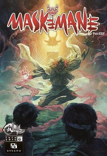 Maskemane Vol. 8