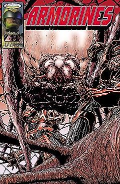 Armorines (1999) No.4