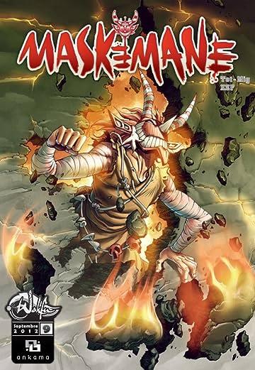 Maskemane Vol. 9