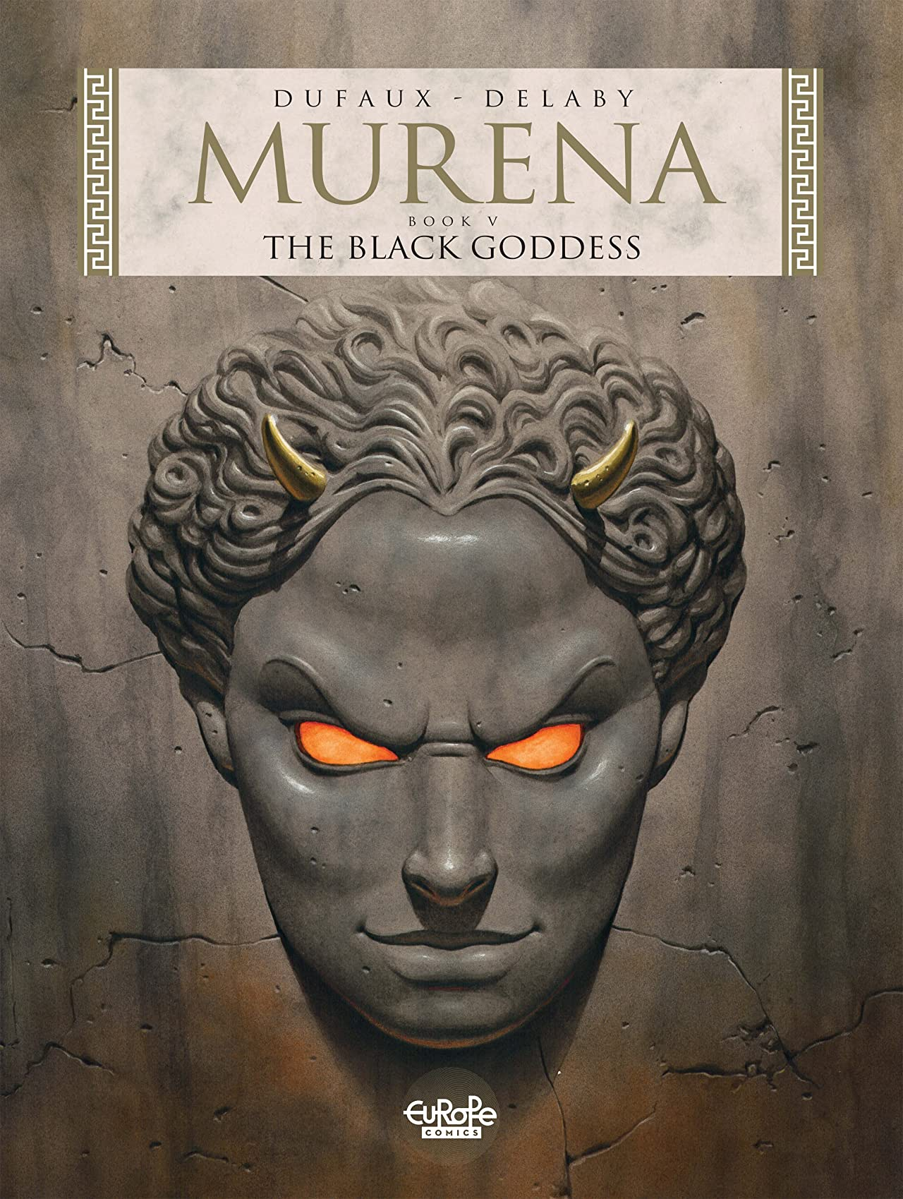 Murena Vol. 5: The Black Goddess