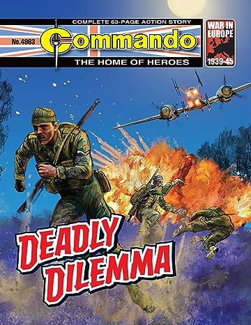 Commando #4963: Deadly Dilemma