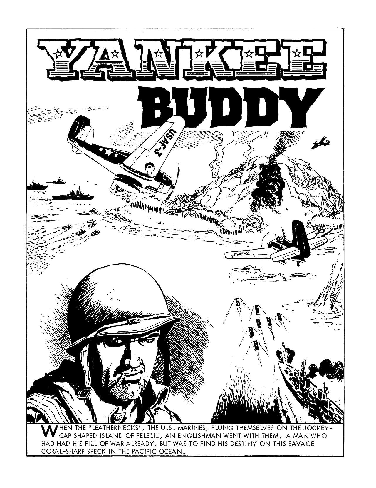 Commando #4964: Yankee Buddy