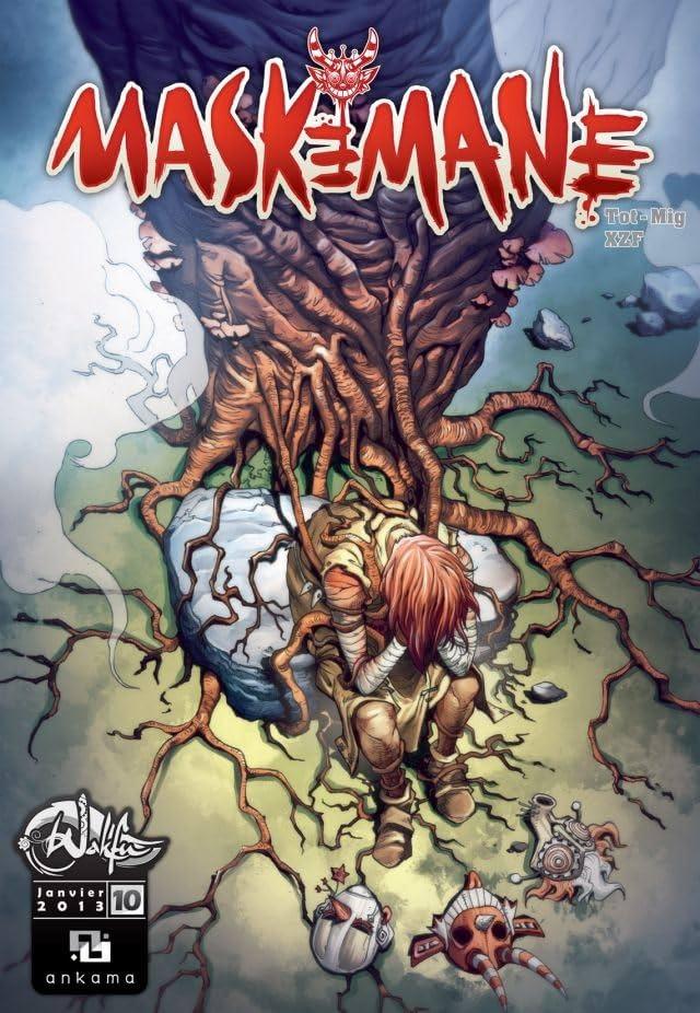 Maskemane Vol. 10