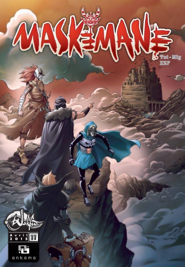 Maskemane Vol. 11
