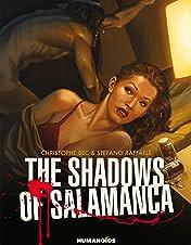 The Shadows of Salamanca Vol. 1: Sarah