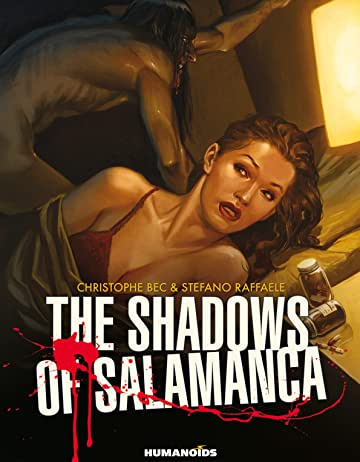 The Shadows of Salamanca Vol. 1: Sarah