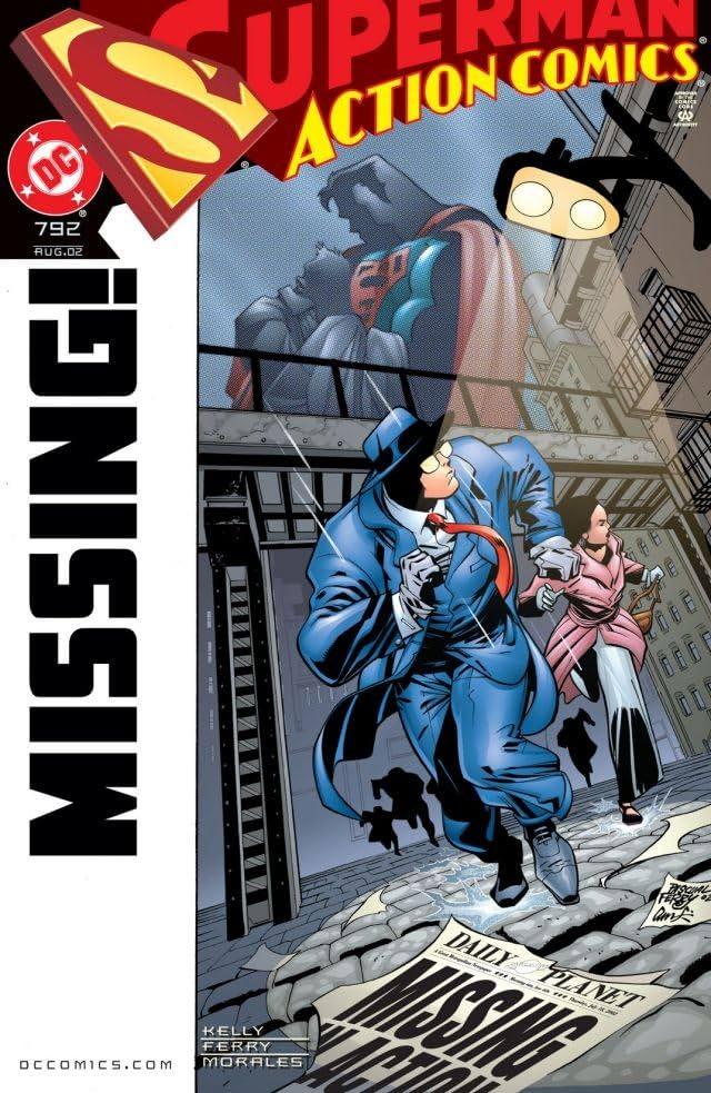 Action Comics (1938-2011) #792
