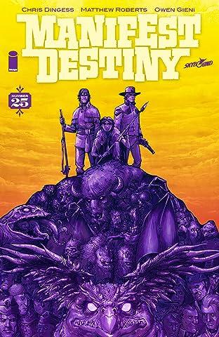 Manifest Destiny #25