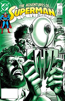 Adventures of Superman (1986-2006) #455