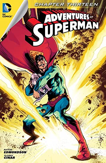 Adventures of Superman (2013-2014) #13