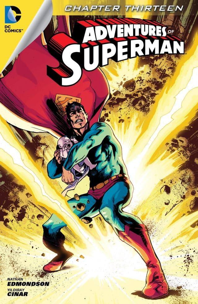 Adventures of Superman (2013-2014) #13