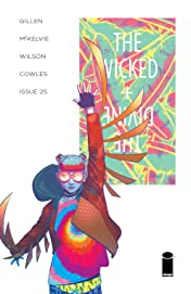 The Wicked + The Divine No.25