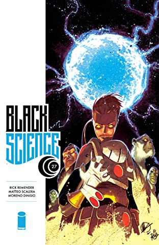 Black Science #27